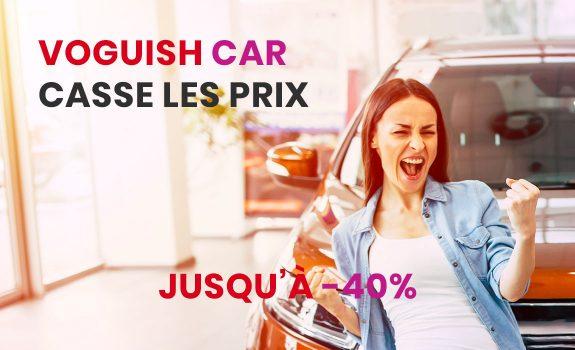 Voguish Car Casse Les Prix